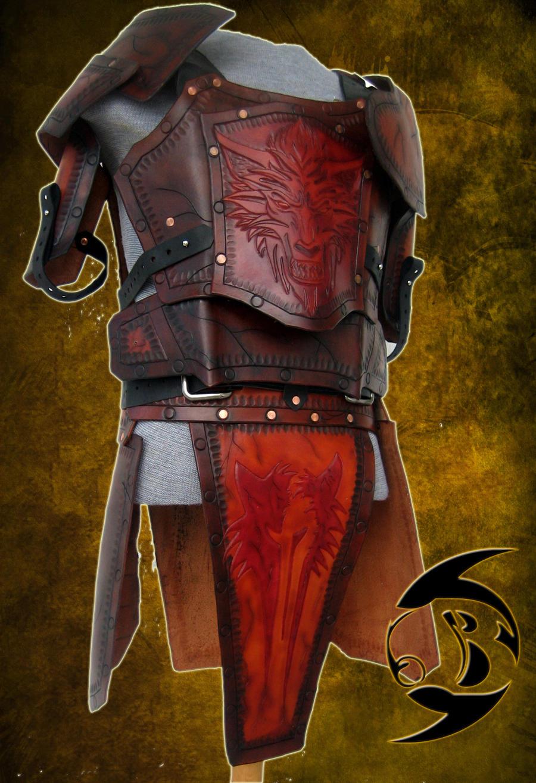 Lupin Barbarian Armor by BurkesBulwarks