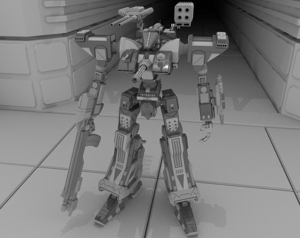 AML-561-X7 Kintaro - Rerender by AceDarkfire