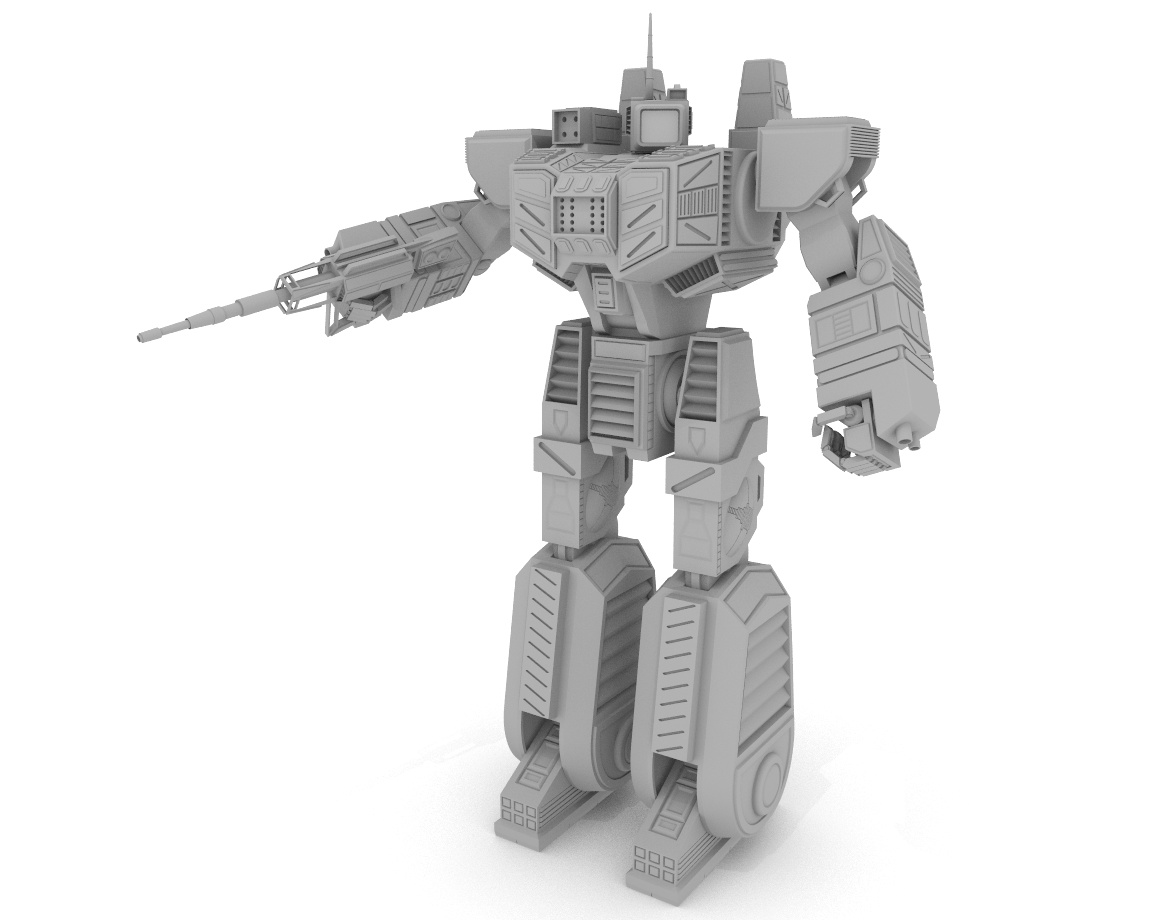 Old Model: Stinger II in Focus by AceDarkfire