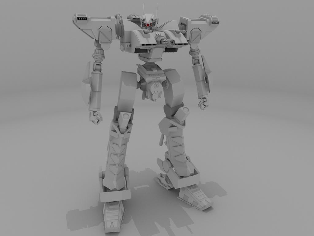 Kintaro Overhaul W.i.P by AceDarkfire
