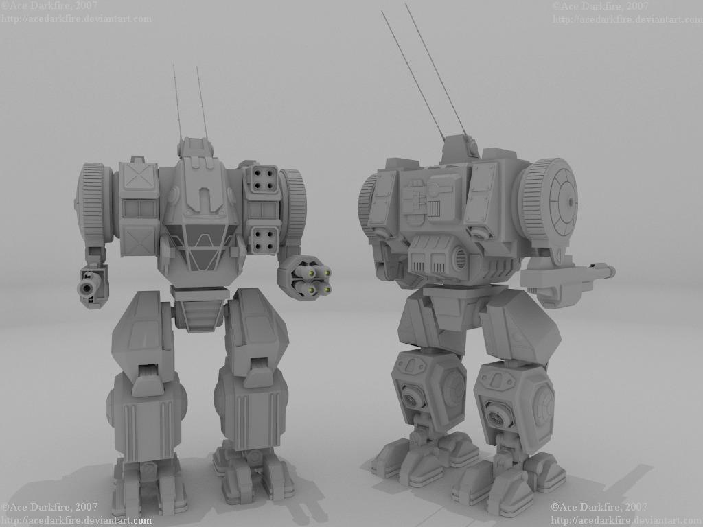 GKO-1K Genkou by AceDarkfire