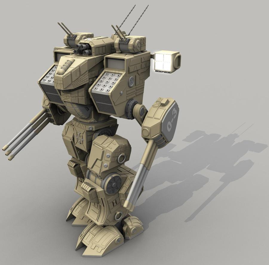SLH-90-A Sledgehammer by AceDarkfire