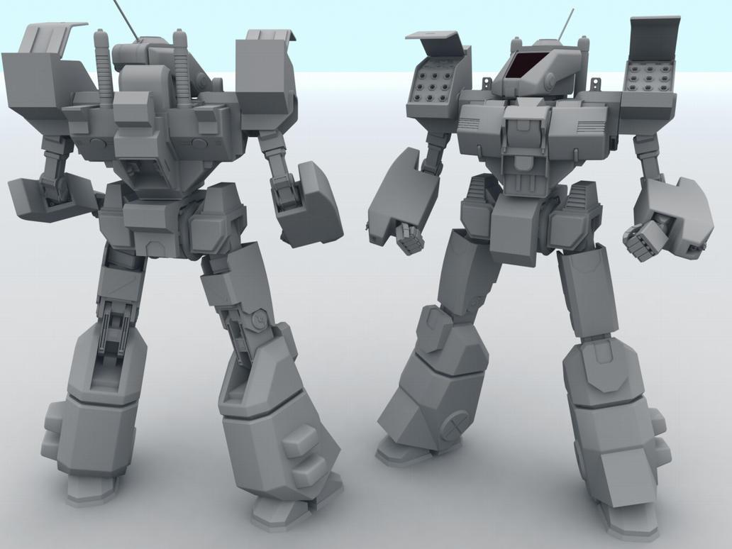 W.i.P2: Crusader Mk.II by AceDarkfire