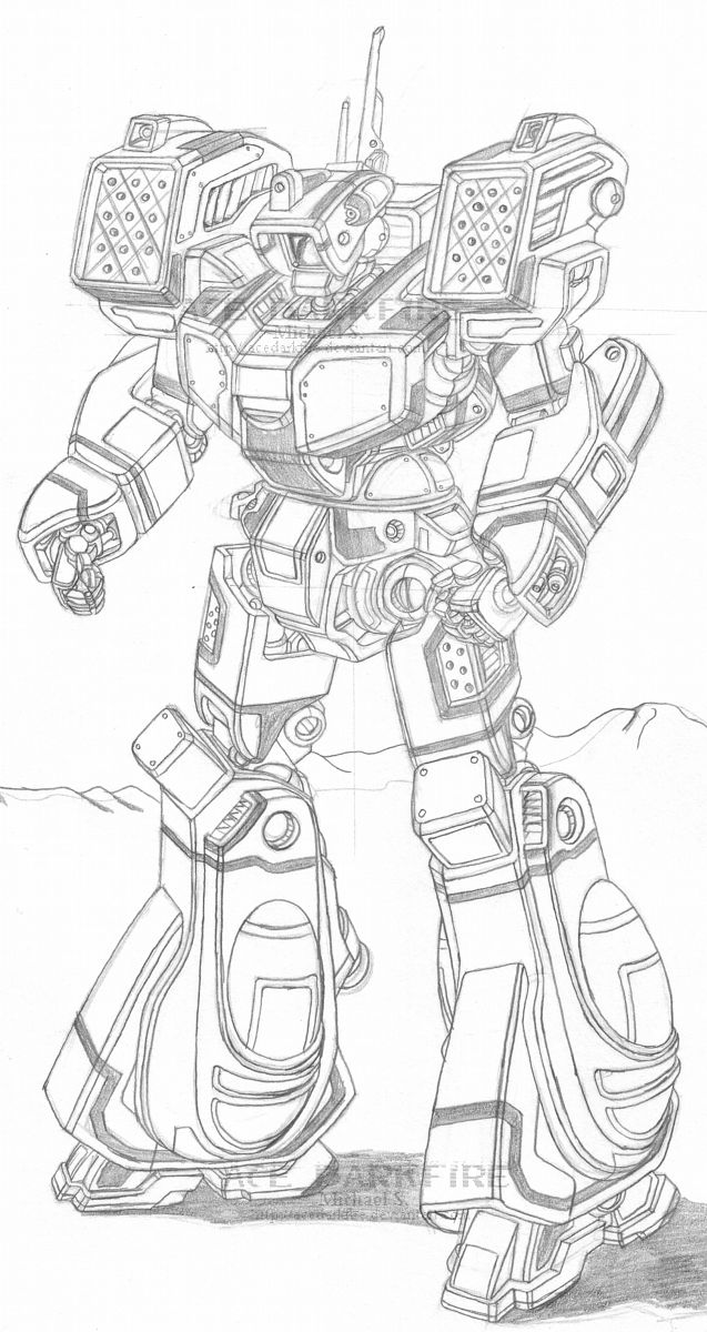 CRD-XK Crusader by AceDarkfire