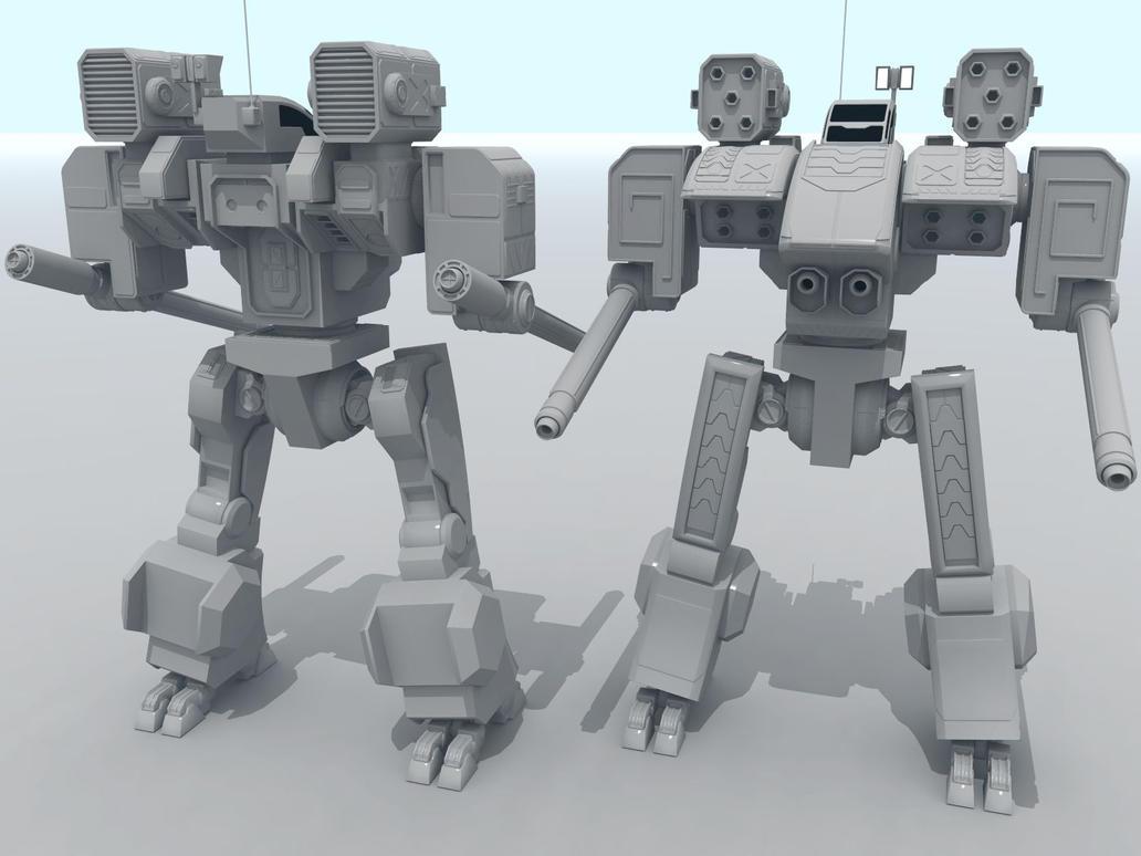 Scrapped Project: GunHawk by AceDarkfire