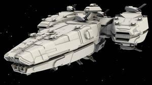 W.i.P WarHawk-class BattleShip