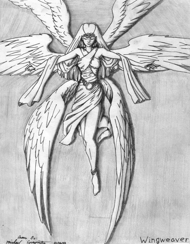 WingWeaver by AceDarkfire