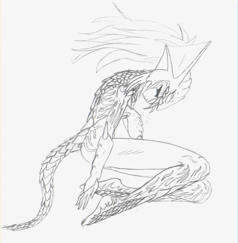 Cecia Dragonswave by AceDarkfire