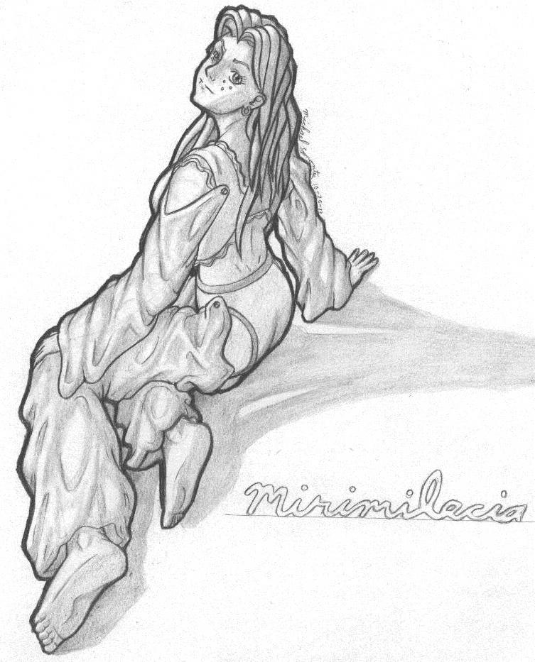 Mirmilecia (Redraw) by AceDarkfire