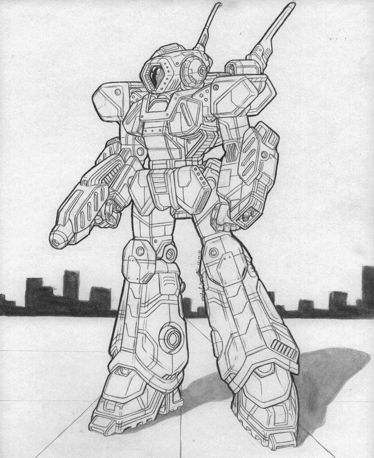 Stinger STG-X by AceDarkfire
