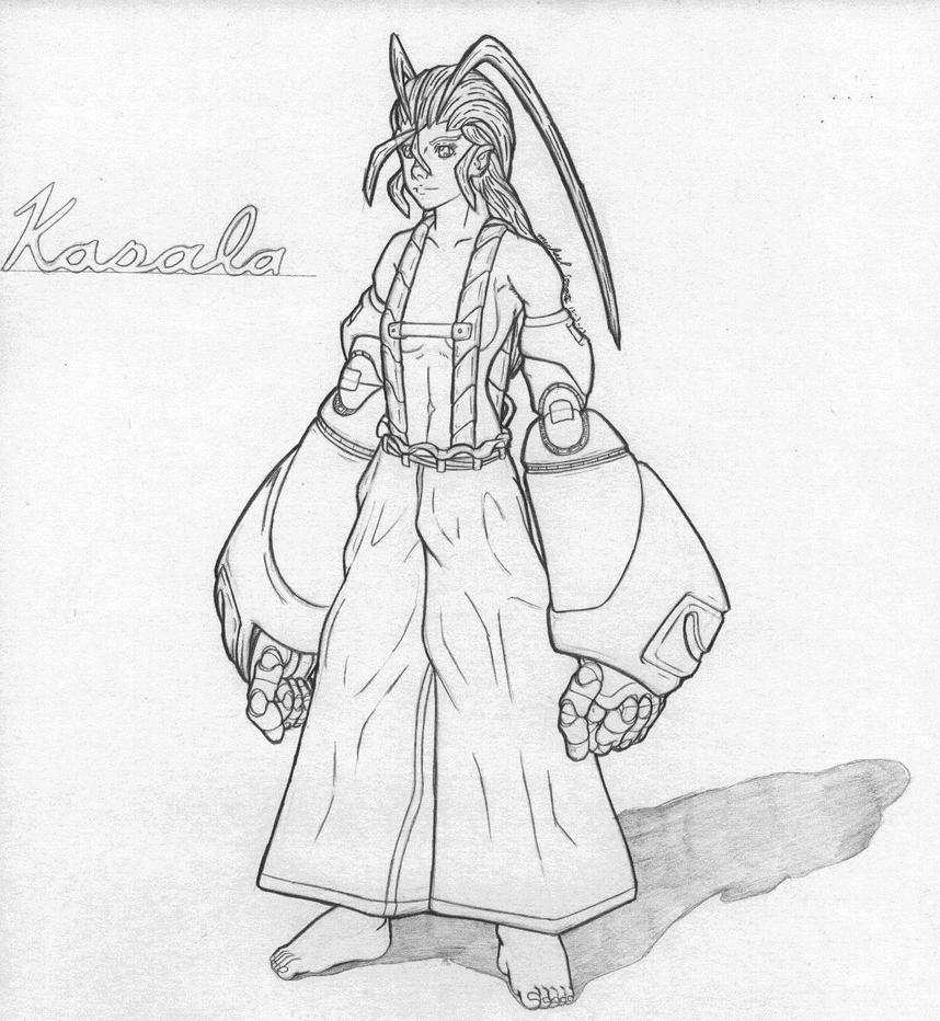 Kasala by AceDarkfire