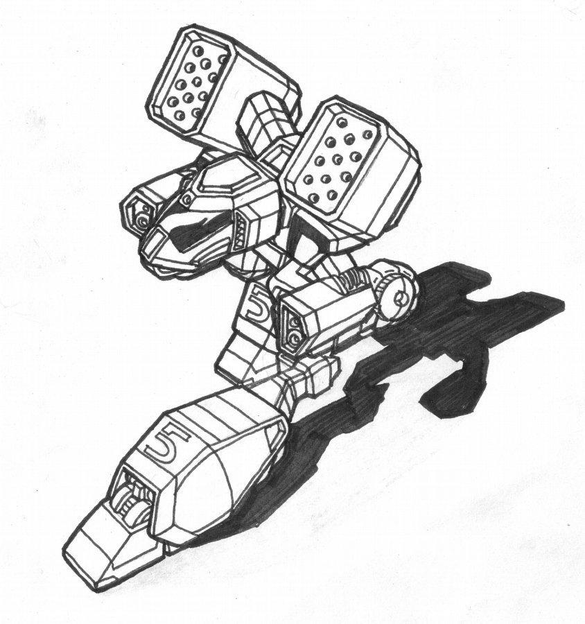 Slingshot SLT-69 by AceDarkfire