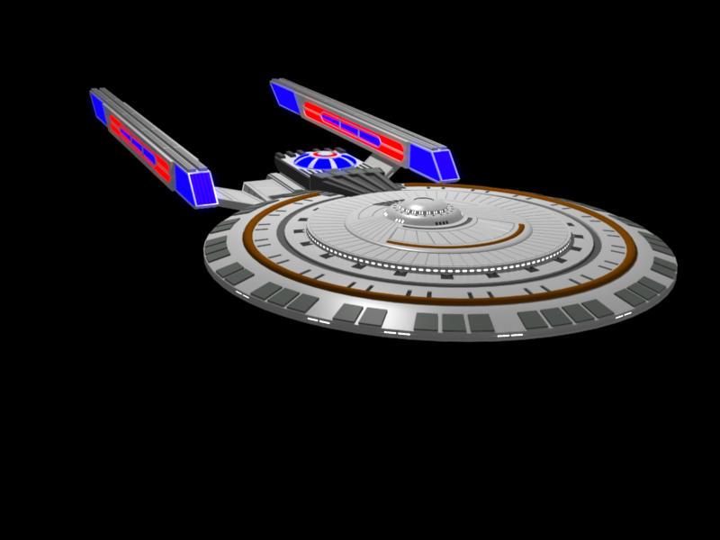 Soldier-class StarShip by AceDarkfire