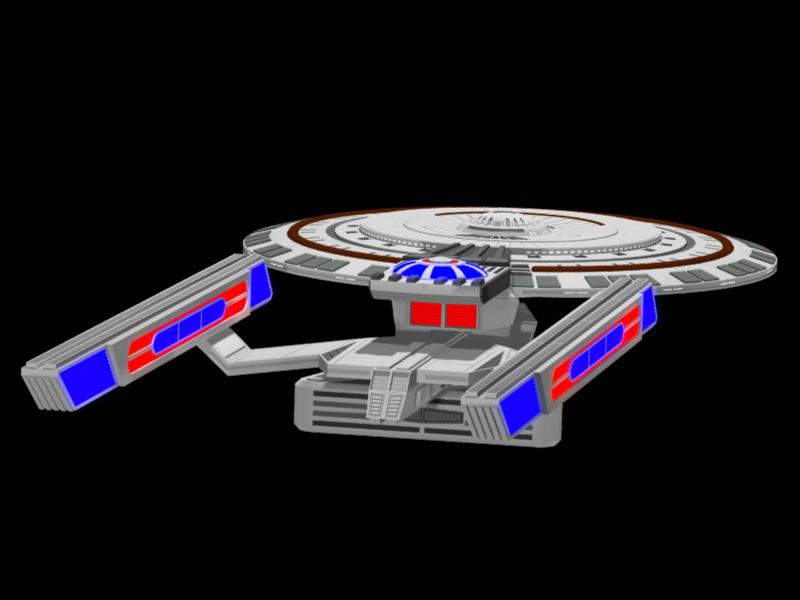 Soldier-class StarShip 3 by AceDarkfire