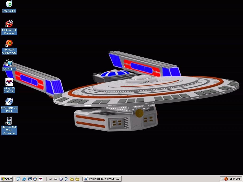 June 2k5 Desktop by AceDarkfire