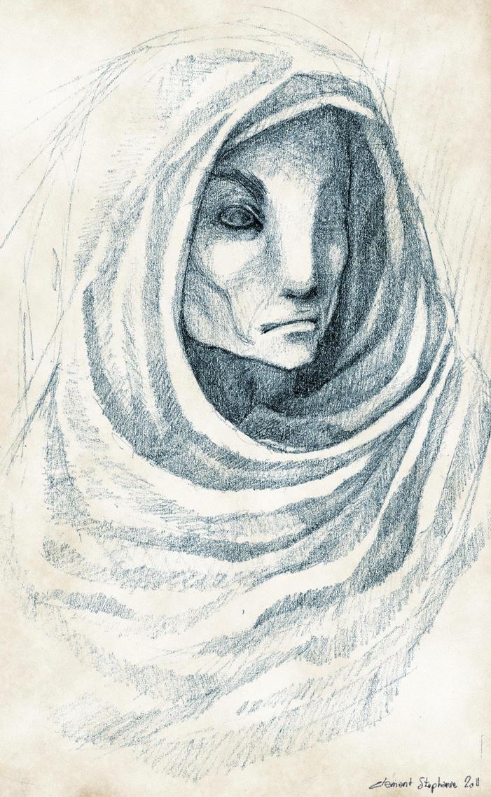Croquis by Le-Garaehld