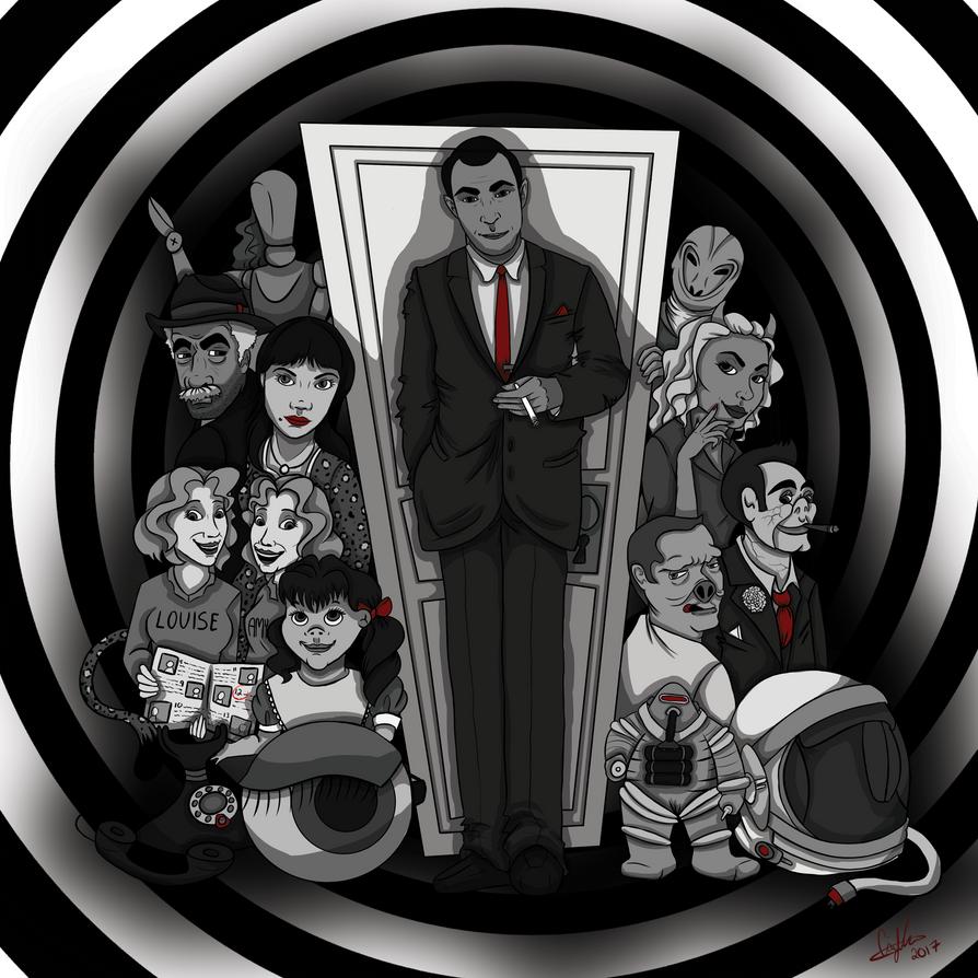 Twilight Zone by Amyice1121