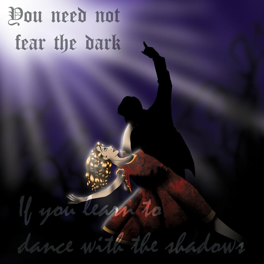 Shadow Dancing by Amyice1121
