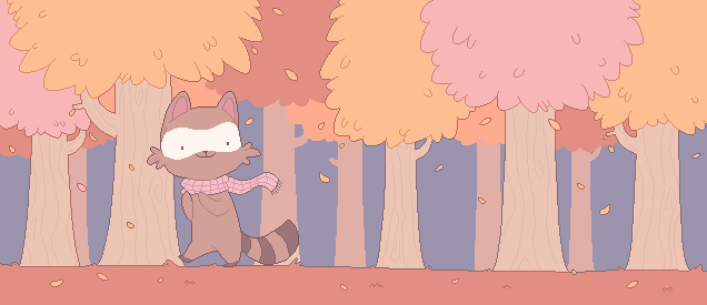 Oony in the Fall by snut