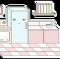 snut's cocina muy pequeño by snut