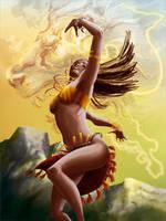 Summon Africa's Spirit by ravaneli