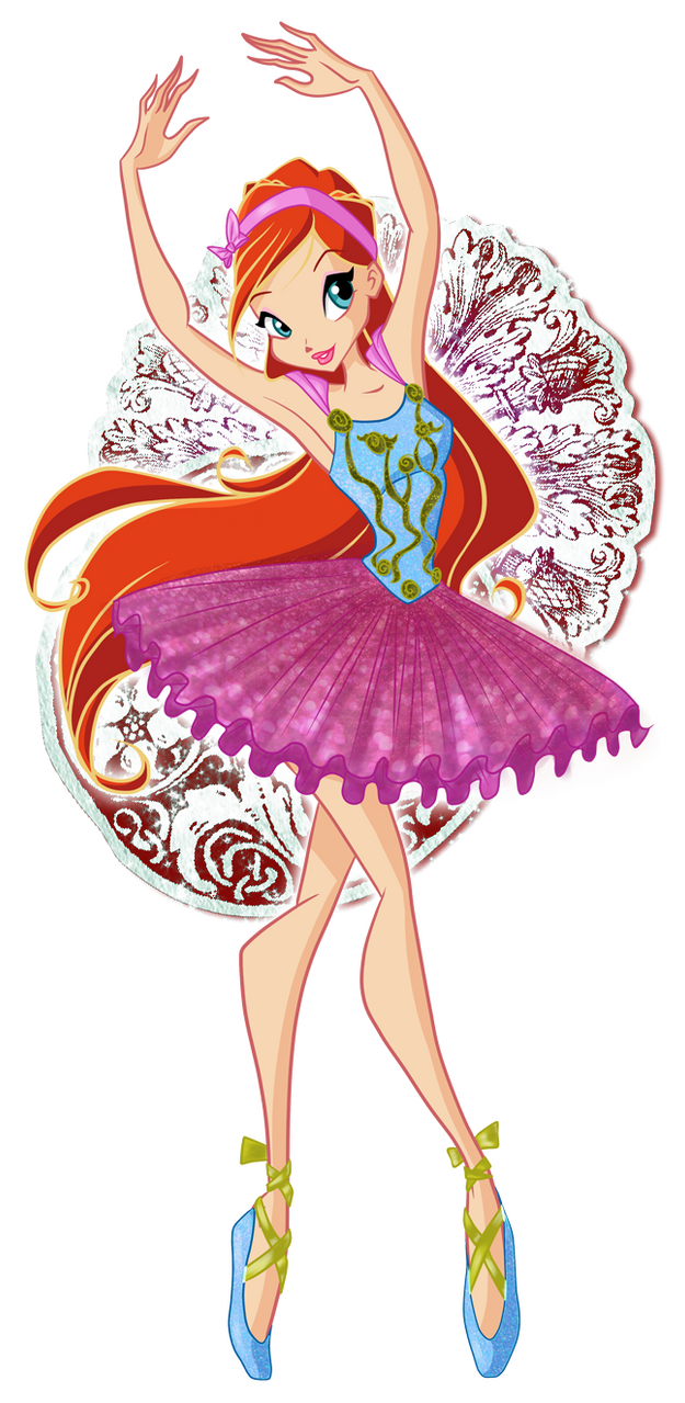 Bloom Balerina by winxyarianna