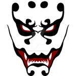 Kagekiyo Mask