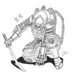 Yoshimitsu Tekken 5