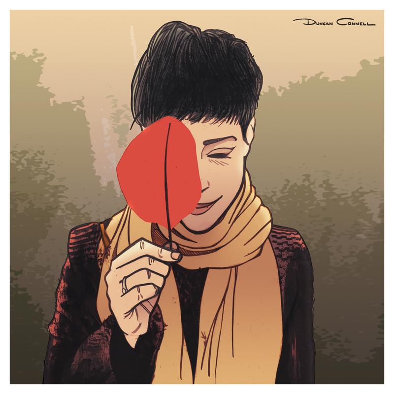 Autumn Leaves - Nicoletta by UomoBlooper
