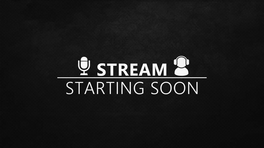 Stream Starting Soon By BlackAnzu ...