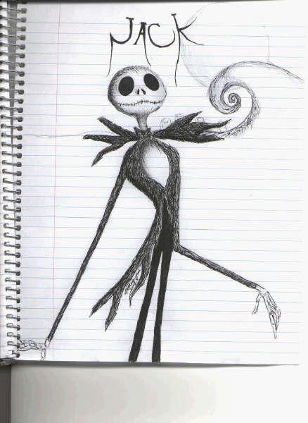 Jack by jillery