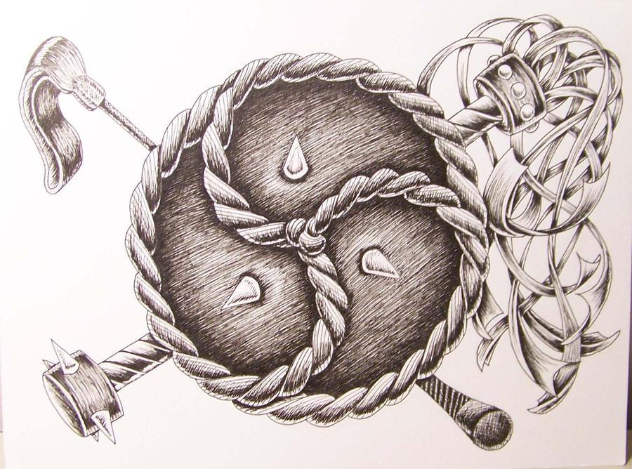 Bdsm Symbol Tattoo 10