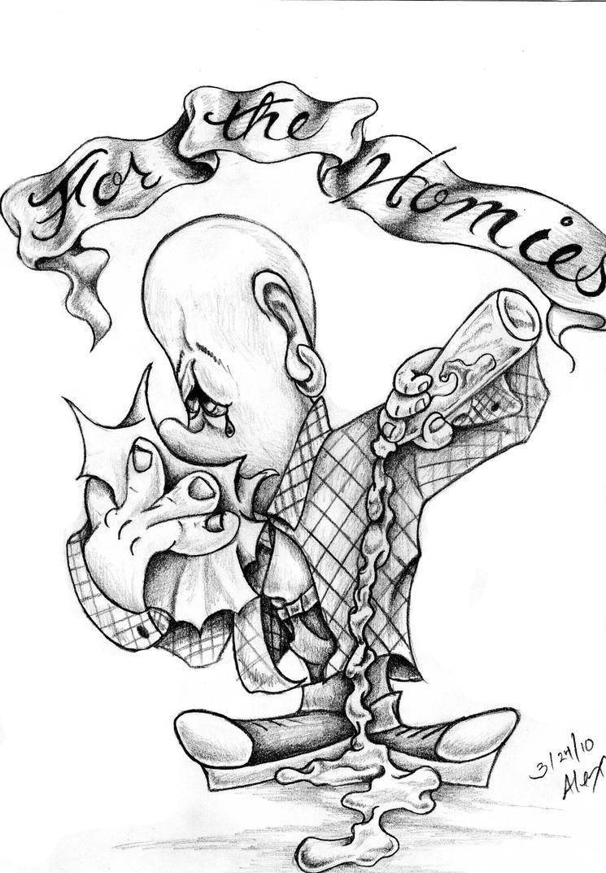 los homies coloring pages | Imagenes de homies para dibujar - Imagui