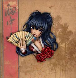 geisha by Sodalith