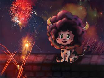 Happy New Year by Sodalith