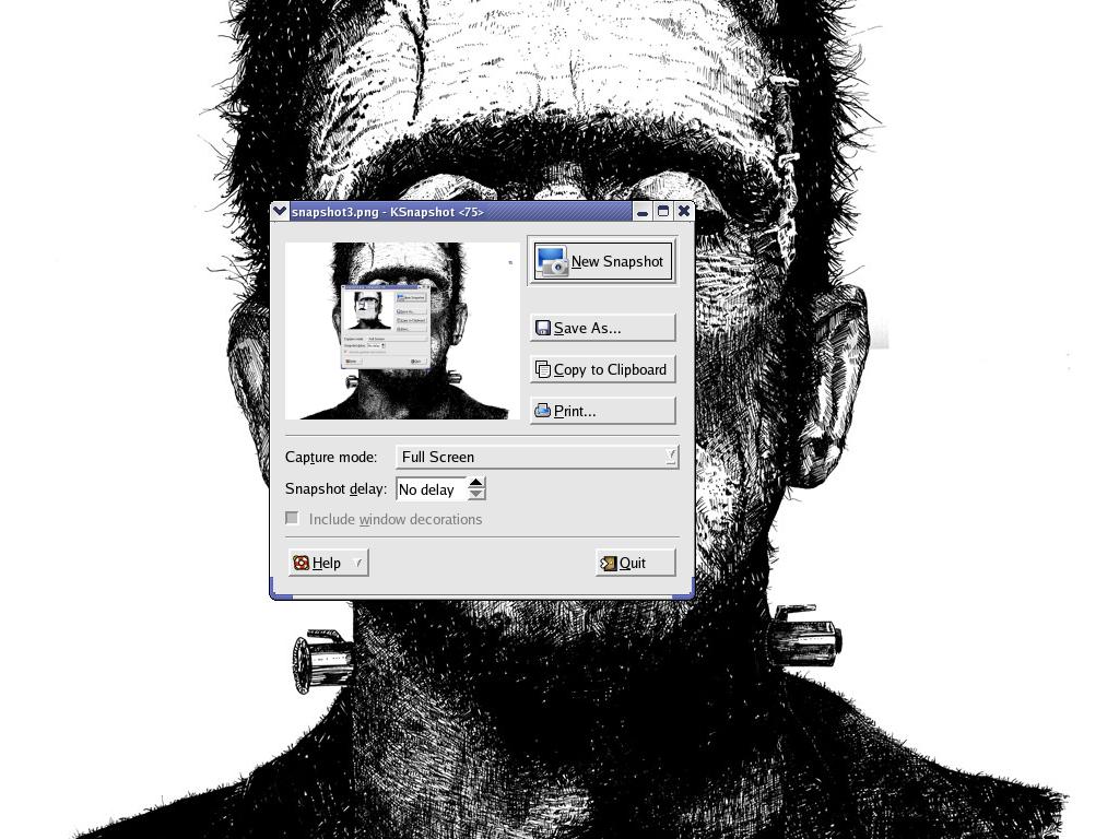 desktop by leeeuh