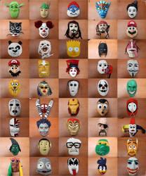 Designing Masks by Rindane