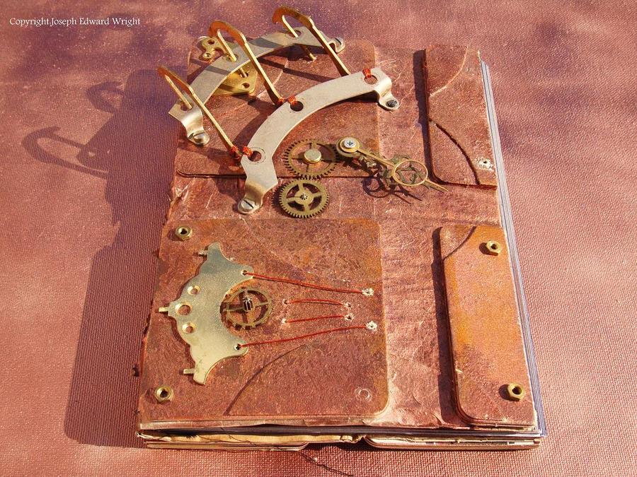 Second Steampunk Book
