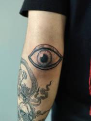 My tattoo-work by GodLikeIkons