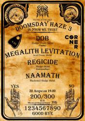 Doomsday Haze 3 by GodLikeIkons