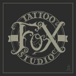 Fox tattoo by GodLikeIkons