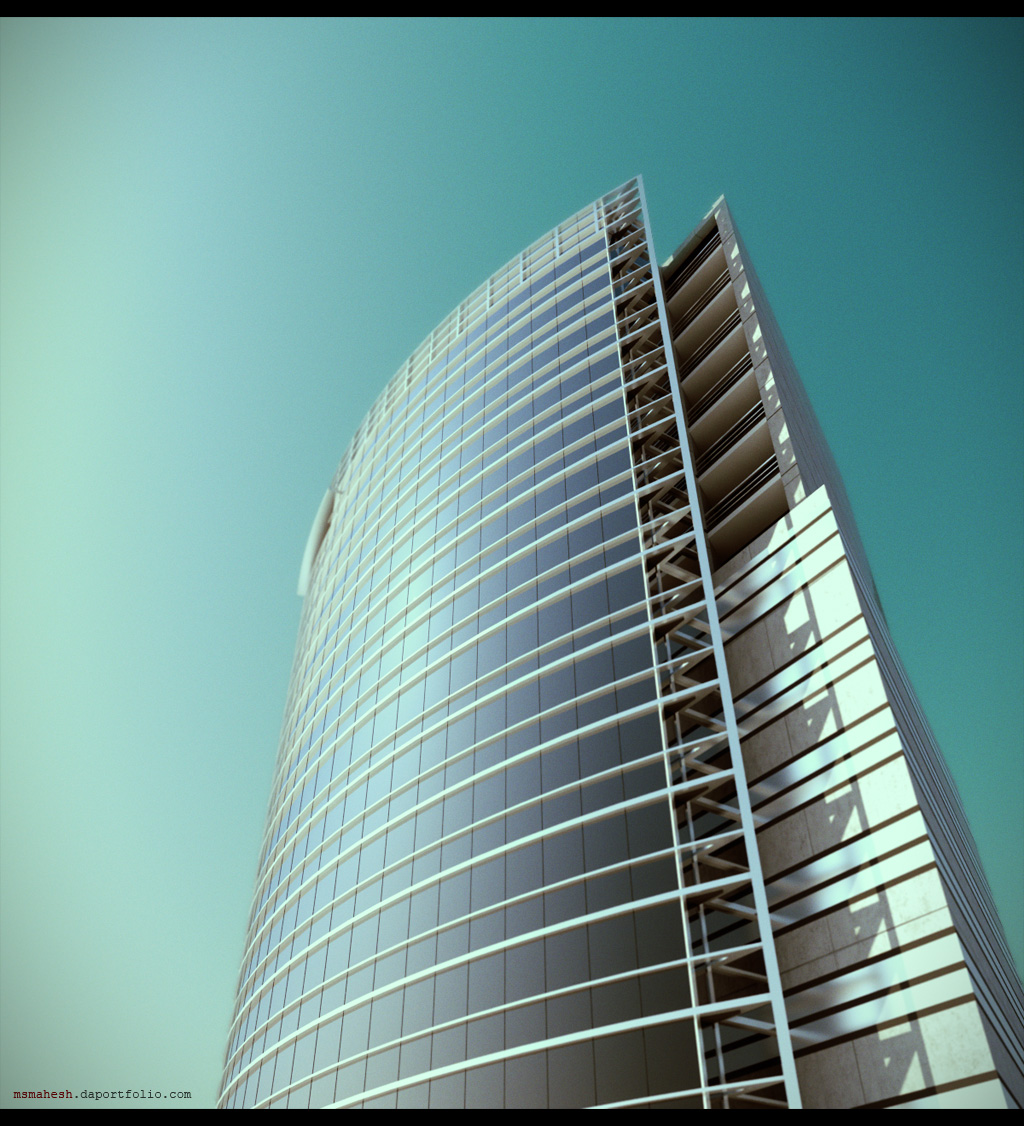 Vray exterior rendering by msmahesh007 on deviantart Vray render preset exterior download