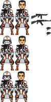 212th Male Clone Ranger