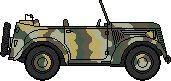 Kurogane Type 95 Jeep