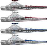 Venator Attack Battleship