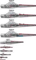Republic Navy (My Head Canon)