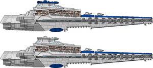 Venator II Attack Battlecruiser