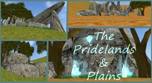 The Plains and Pridelands Maps