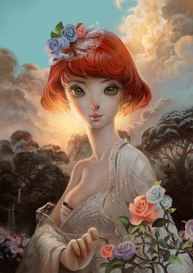 Rose by Tinosukae