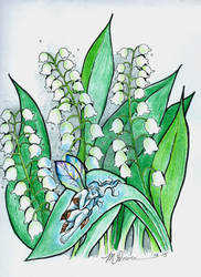 LilyOfTheValley by Monelun